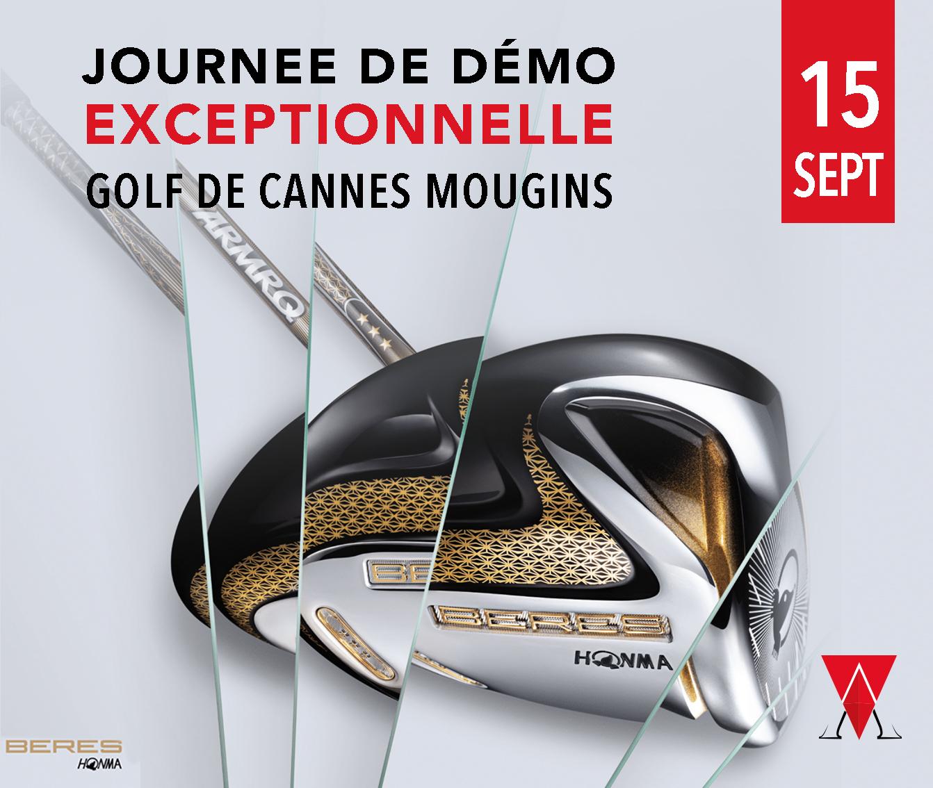 Journée Démonstration équipement Golf