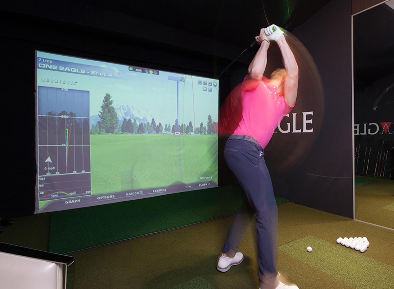 Studio-Fitting Boutique golf Monaco