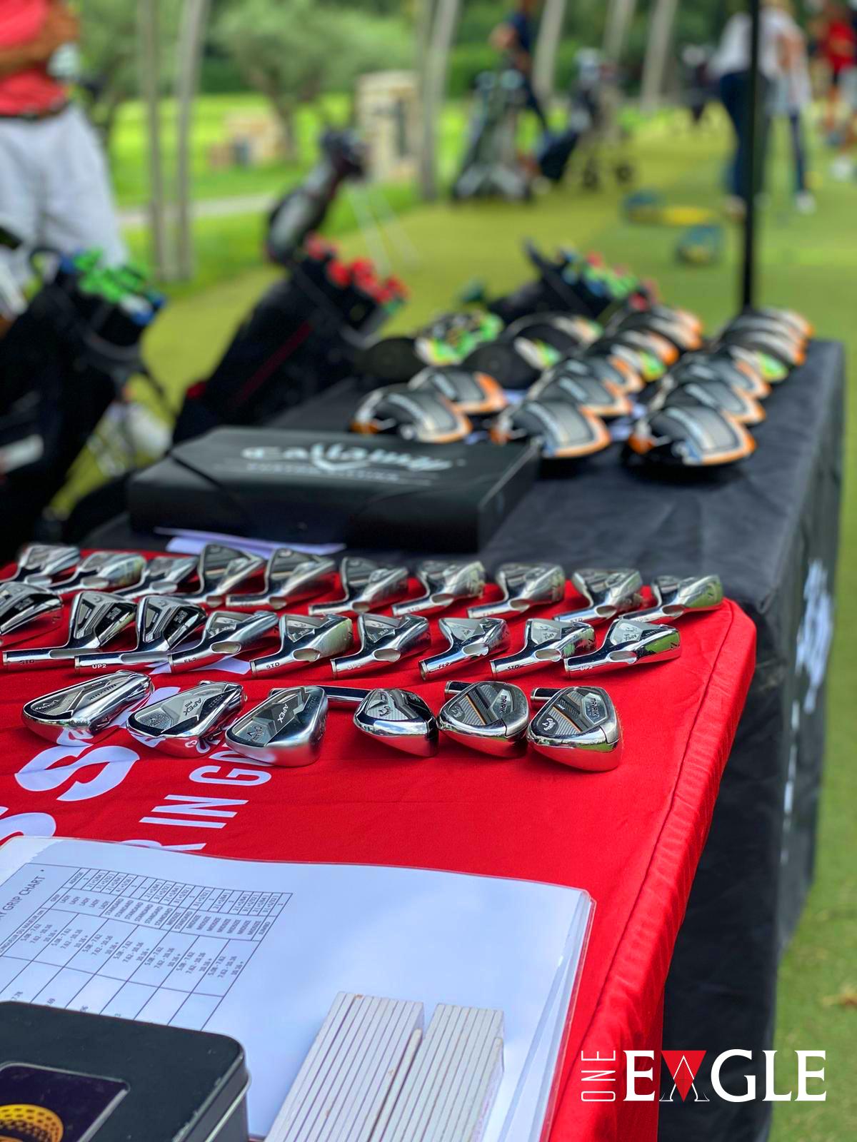 Journée Démonstration Callaway golf Cannes Mougins