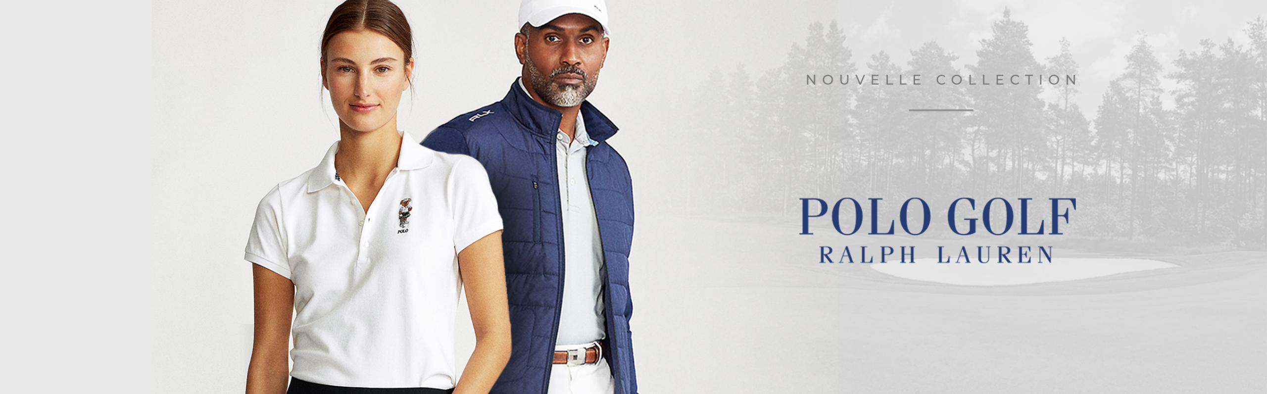 Tenue de Golf Ralph Lauren